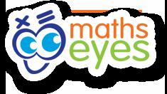Maths eyes Logo